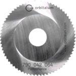 Piłka krążkowa INOX - Orbitalum Tools