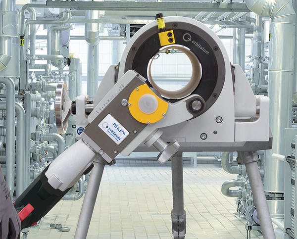 Przenośna przecinarka do rur PS 4.5 Plus - Orbitalum Tools