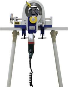 Przenośna przecinarka do rur stalowych PS 4.5 Plus - Orbitalum Tools