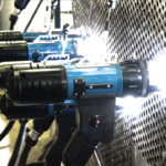 Łatwość obsługi głowic serii P - Orbitalum Tools