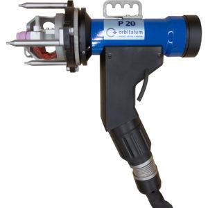 Głowica do spawania w dnach sitowych P20 - Orbitalum Tools