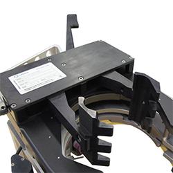 Mechanizm mocowania rury w TP - Orbitalum Tools