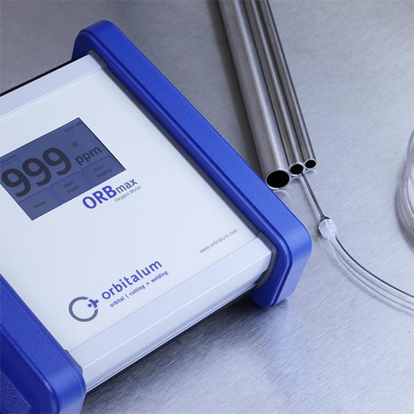 Miernik tlenu resztkowego ORB Max - Orbitalum Tools