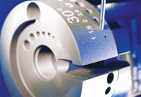 Ostrzałka do elektrod wolframowych ESG Plus - Orbitalum Tools