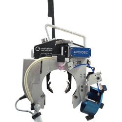 Otwarta głowica spawalnicza OW TP 400 AVC_OSC - Orbitalum Tools