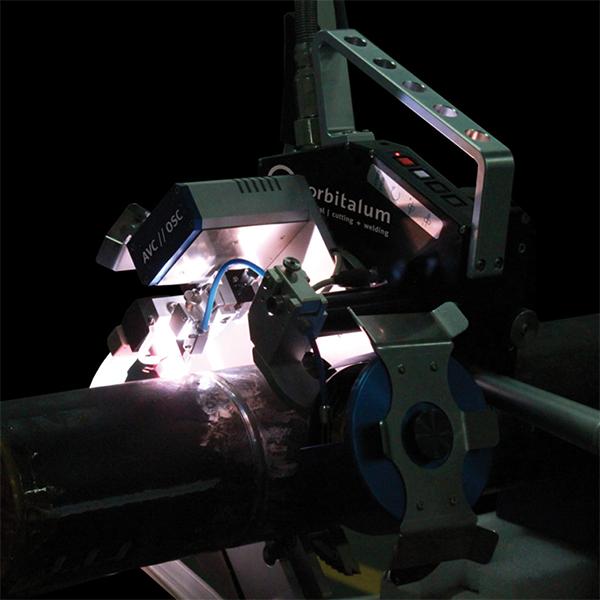 Otwarta głowica spawalnicza TP - Orbitalum Tools