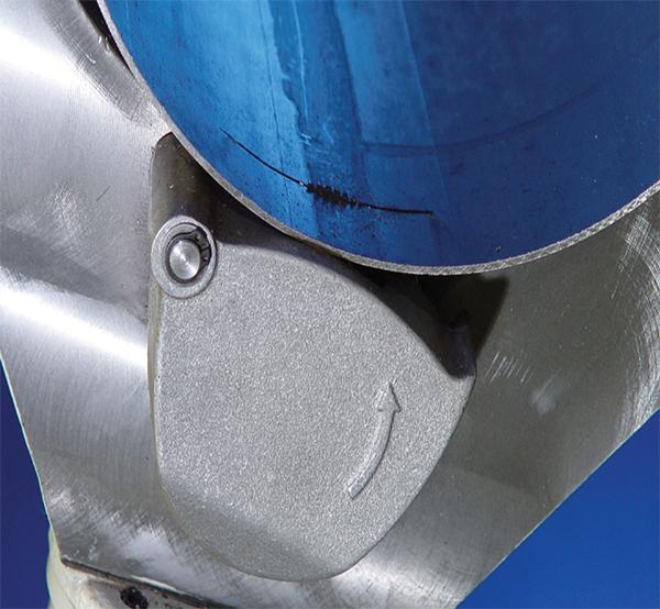 Przecinarka do rur z możliwością ukosowania RA - Orbitalum Tools