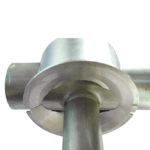 T-kształtne wkładki ORBIWELD - Orbitalum Tools