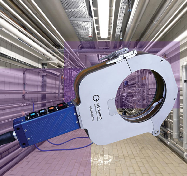 Zamknięta głowica do spawania orbitalnego ORBIWELD 170 - Orbitalum Tools