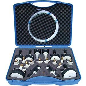 Zestaw zatyczek ORBIPURGE - Orbitalum Tools