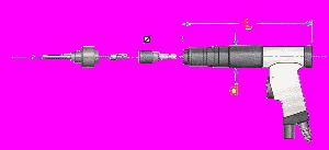 Rozwalcarka pneumatyczna MINIROL - rysunek techniczny - Maus Italia