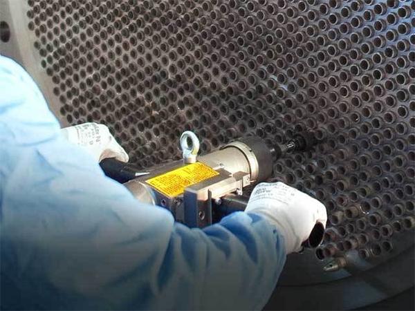 Rozlwacarka pneumatyczna MACROL - Maus Italia
