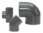 System klejony PVC-U - Kształtki thumbnail - Georg Fischer