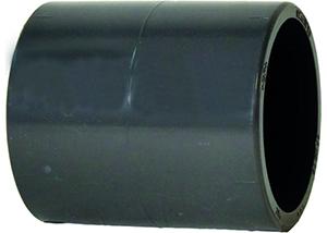 System klejony PVC-U - Mufa - Georg Fischer