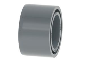 System klejony PVC-U - Redukcja krótka - Georg Fischer