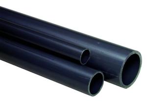 System rurowy PVC-U - Rury PN 10 i 16 szare - Georg Fischer