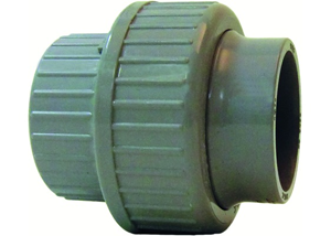 System klejony PVC-C - Dwuzłączka - Georg Fischer