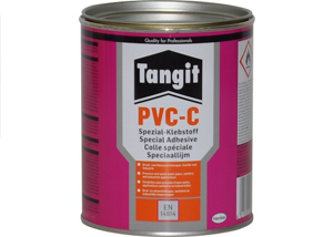 System klejony PVC-C - Klej Tangit - Georg Fischer
