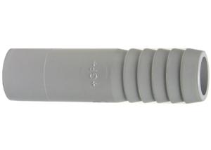 System klejony PVC-C - Końcówka do węży PVC-C - Georg Fischer
