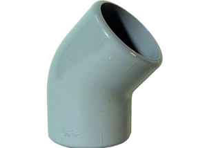 System klejony PVC-C - Kolano 45 - Georg Fischer