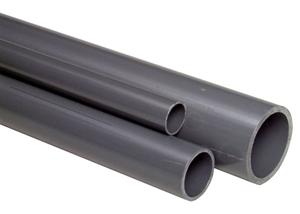 System rurowy PVC-C - Rury DEKADUR-C szare - Georg Fischer